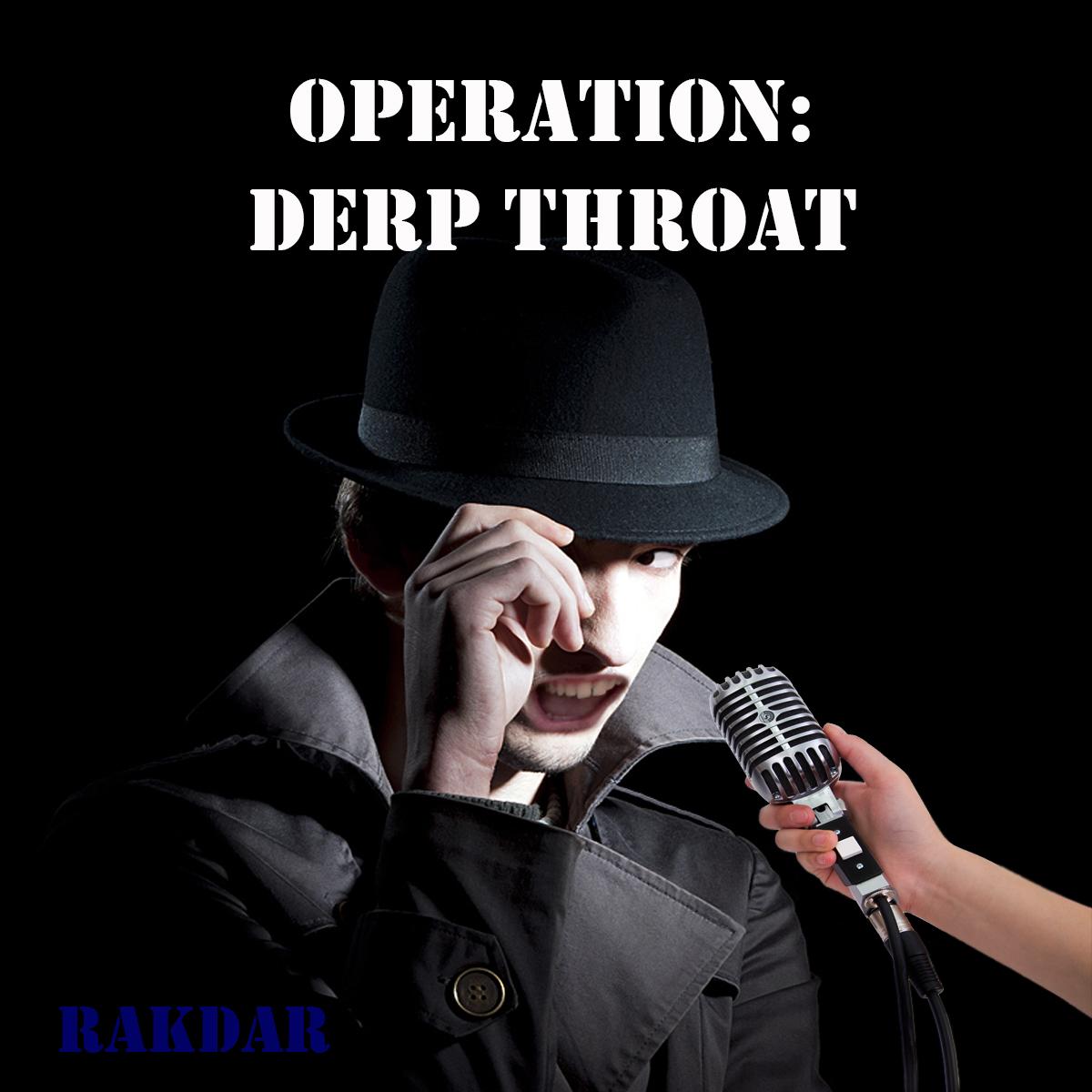 derp throat