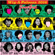 Wig-A-Palooza 2016!