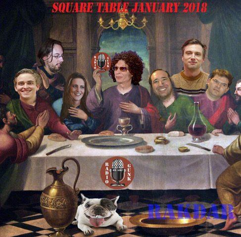 Stern Fan Square Table – January 2018