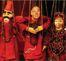 The Inner Circle Puppets