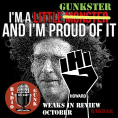 Weaks in Review – October 2016 – My Little Gunksters