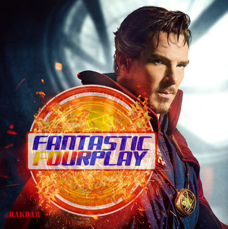 The Fantastic Fourplay Review of Dr. Strange