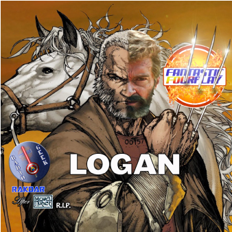 Radio Geek Presents Fantastic Foreplay Review of Logan