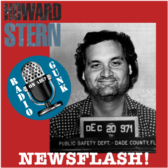Radio Gunk Newsflash – Artie Does it Again