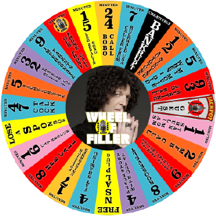 Weaks in Review for 7-31 Wheel of Filler