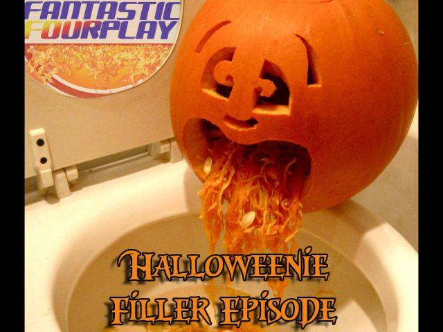 The Fantastic Fourplay Halloweenie Spectacular