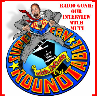 Radio Gunk Clears the Air with SFN's Mutt