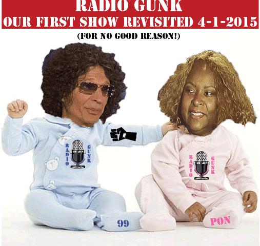 Our First Show Revisited! April 1, 2015