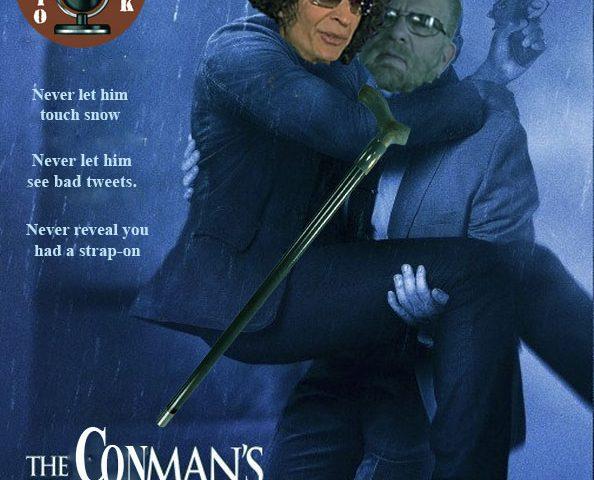 Weaks March 2018  – The Conman's Bodyguard