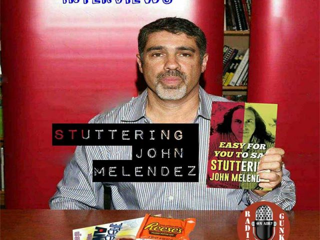Easy for us to say Stuttering John Melendez