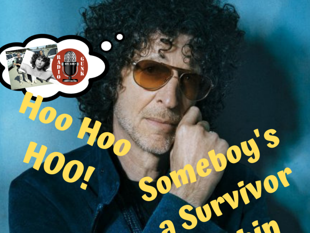 Emergency Gunk Broadcast Howard Stern's Cancer HEALTH SCARE!