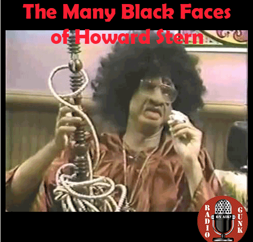 The Many Black Faces of Howard Stern