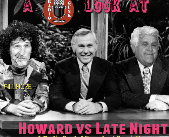 Carson vs. Pelican – A look at Howard Stern & Late Night