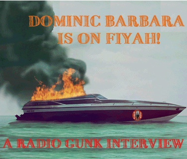 Dominic Barbara is on Fiyah!