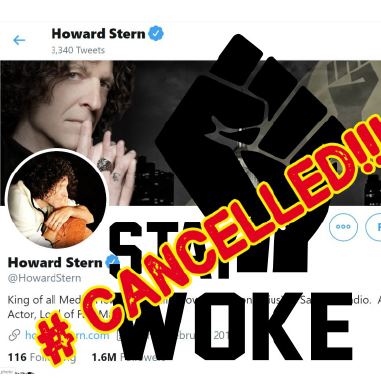 The Cancellation of Howard Stern