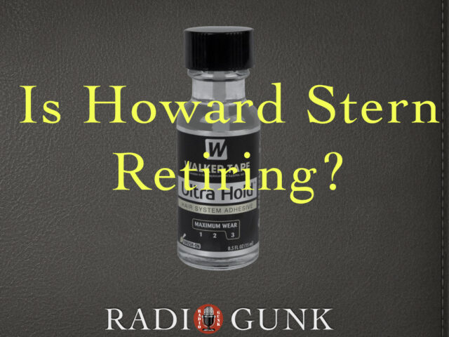 Is Howard Stern Retiring?