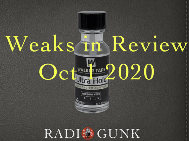 A Weaks In Review Oct 1 2020