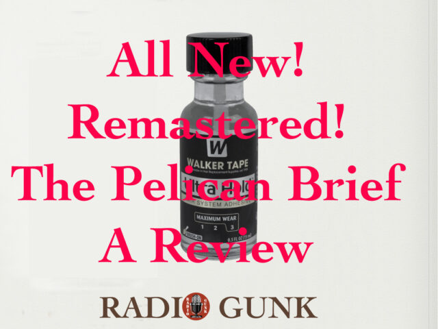 The Pelican Brief Remastered – Part 1