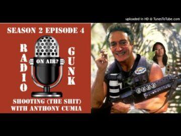 RadioGunk welcomes Anthony Cumia