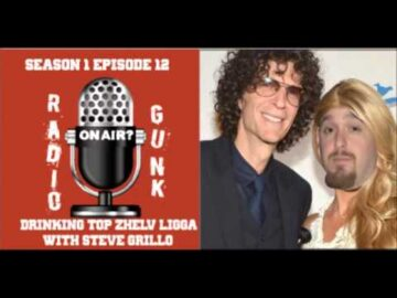 RADIO GUNK S1 E12 Steve Grillo