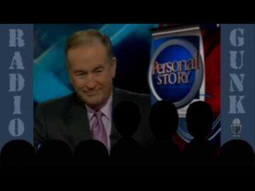 Radio Gunk Watches Bill O'Reilly Interview Howard Stern