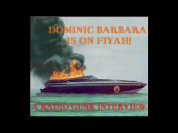 Dominic Barbara is on Fiyah!