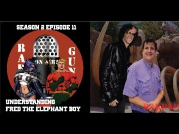 Understanding Fred The Elephant Boy A Radio Gunk Interview