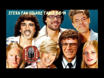 Stern Fan Square Table 8-8-19 - Back Office Hate