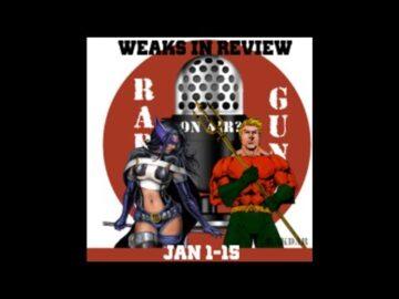 Radio Gunk Howard Stern Show Weaks in review Jan 1-15 2017