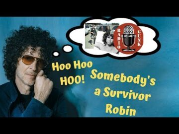 Emergency Gunk BroadCast Howard Stern's Cancer HEALTH SCARE!