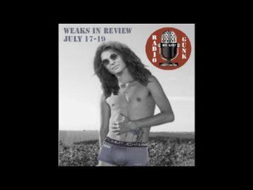 Weaks In Review Howard Stern: Tommy John model July 17th