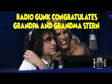 Congratulations Grandpa and Grandma Stern!